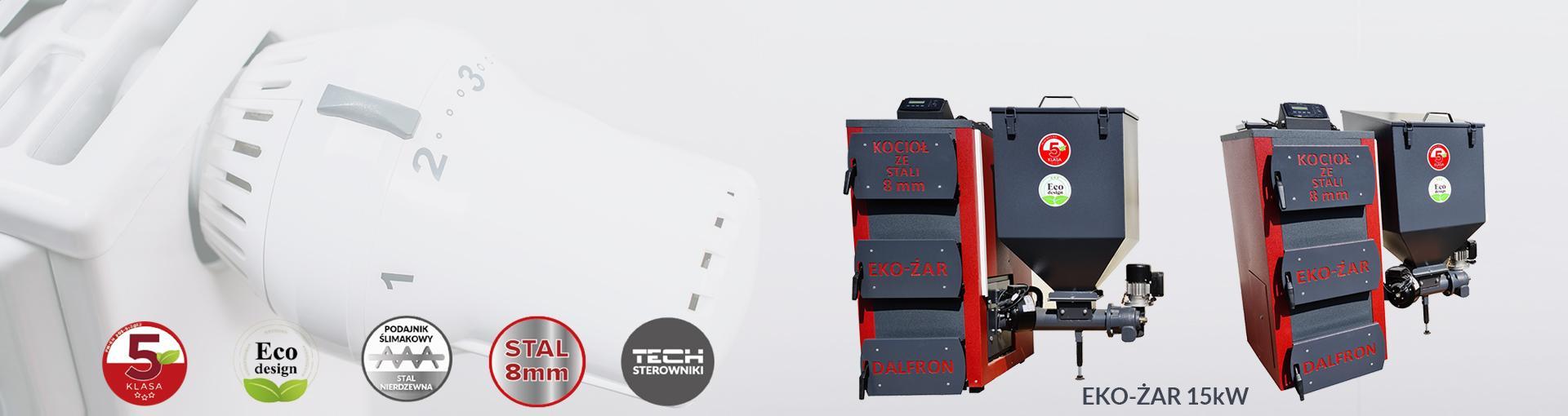 Eko Żar 15 kW